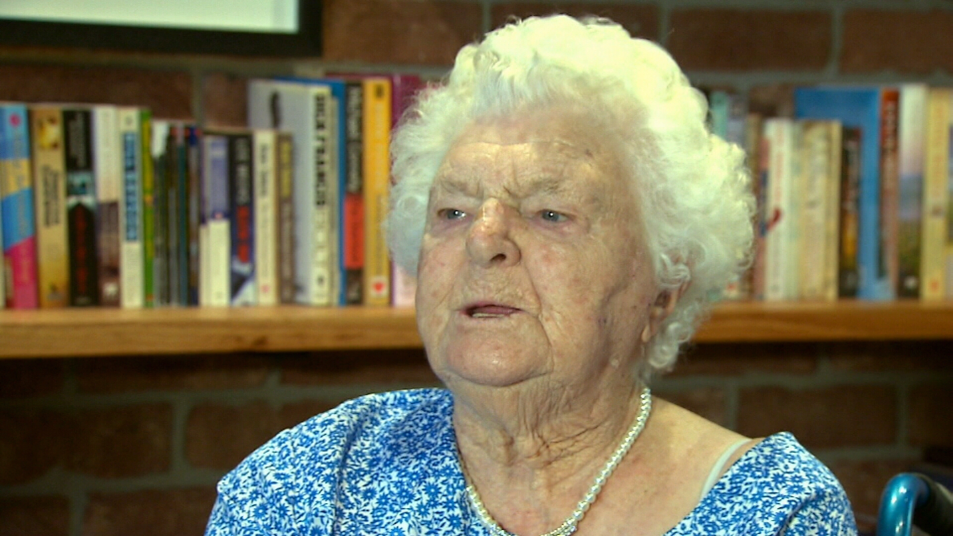 'Queen of Queensland' reveals the trick to her age on 110th birthday