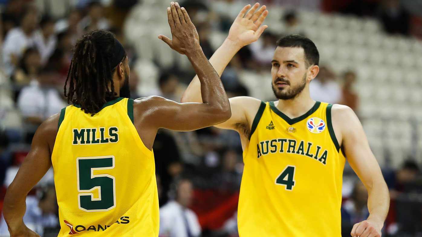 Mills continues to lead Australia to World Cup glory