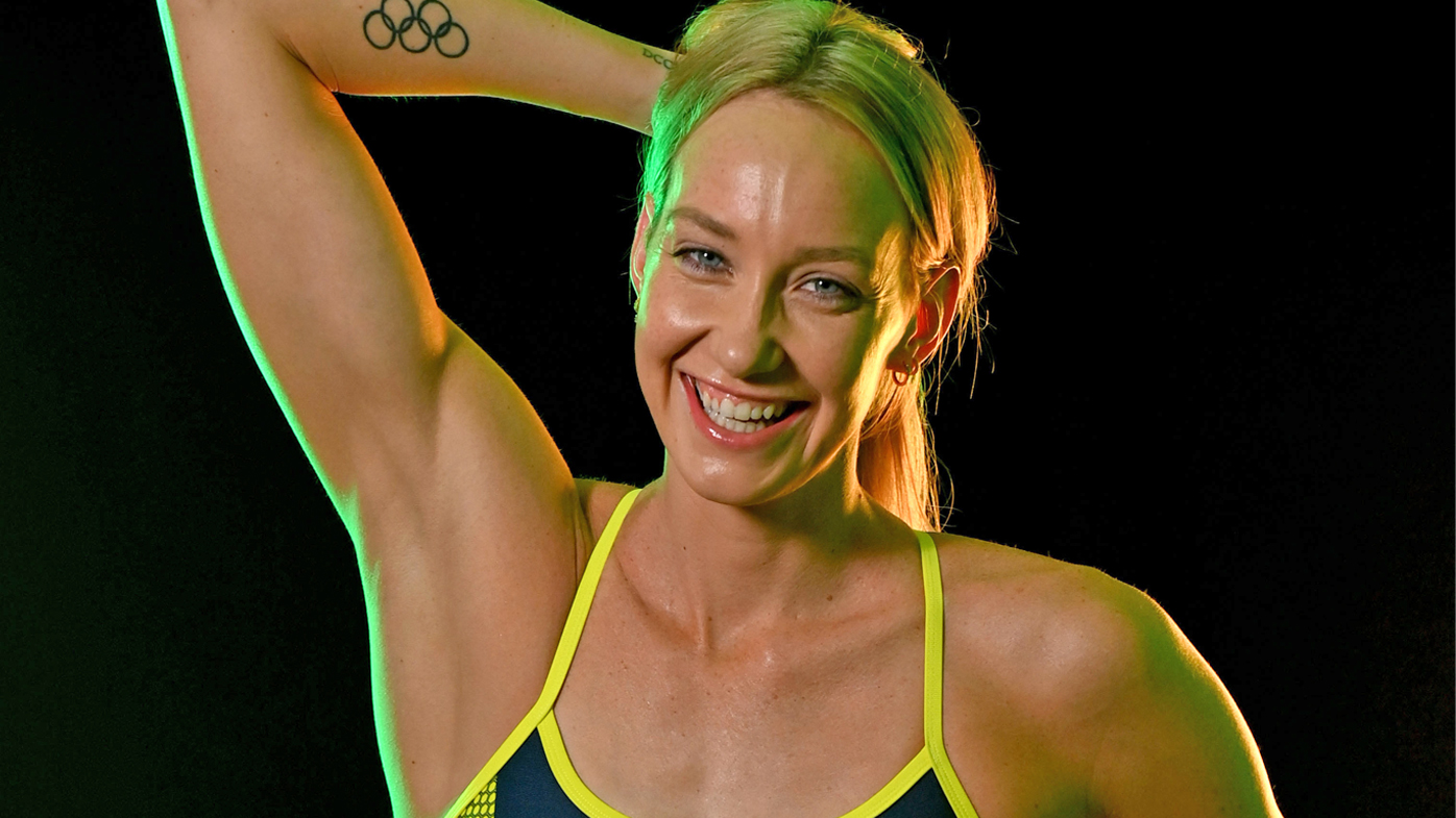 Aussie Olympic champ hospitalised with COVID-19