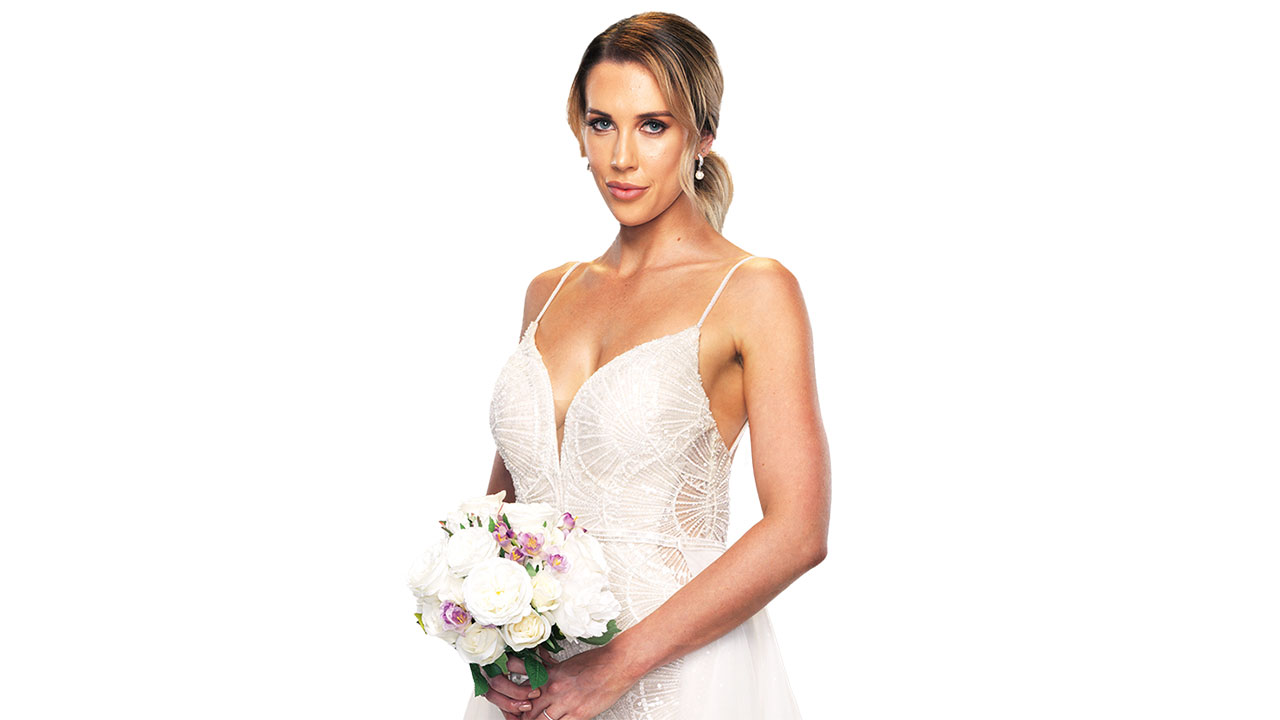 MAFS 2021 Bride Rebecca