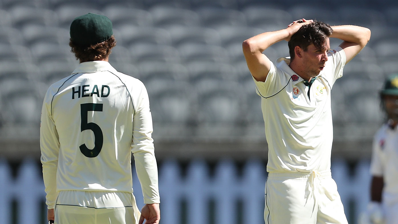 Australia A crumbling as Test selection looms, Wustoo