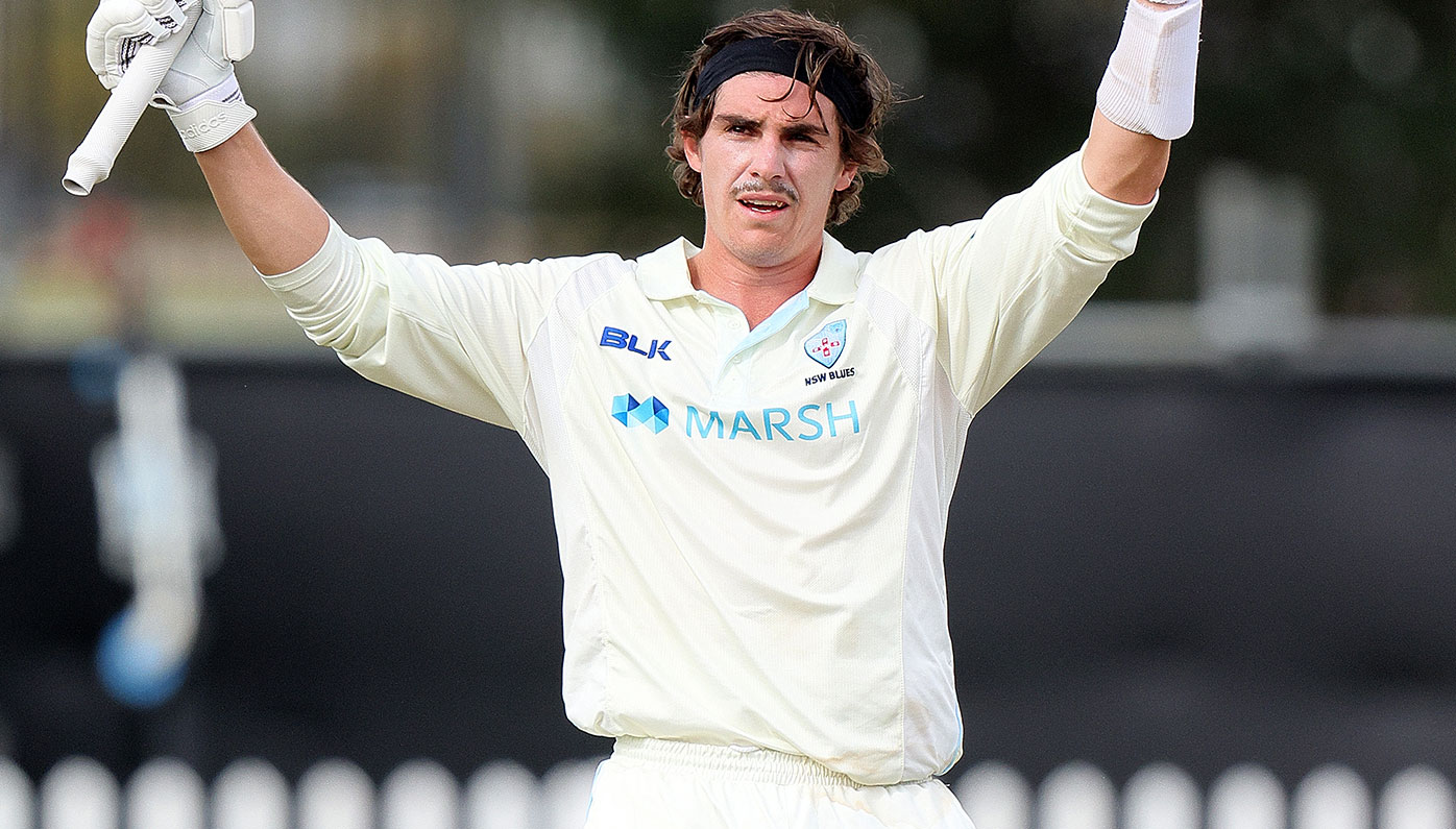 Langer comments on looming top order battle between Burns and Pucovski