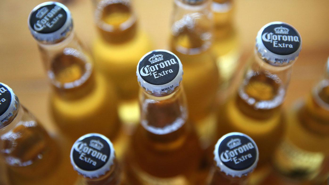 Mexico stops production of Corona beer