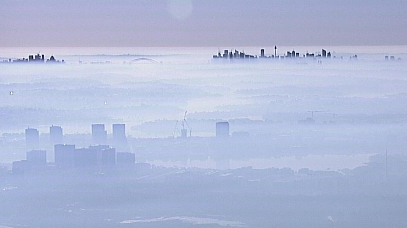 Sydney air quality plummets as bushfire smoke blankets city