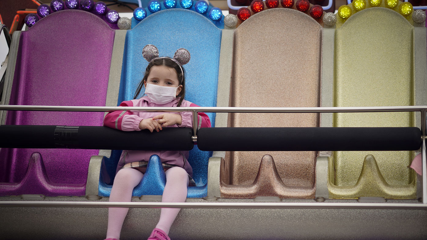 Oxford University testing COVID-19 vaccine in children