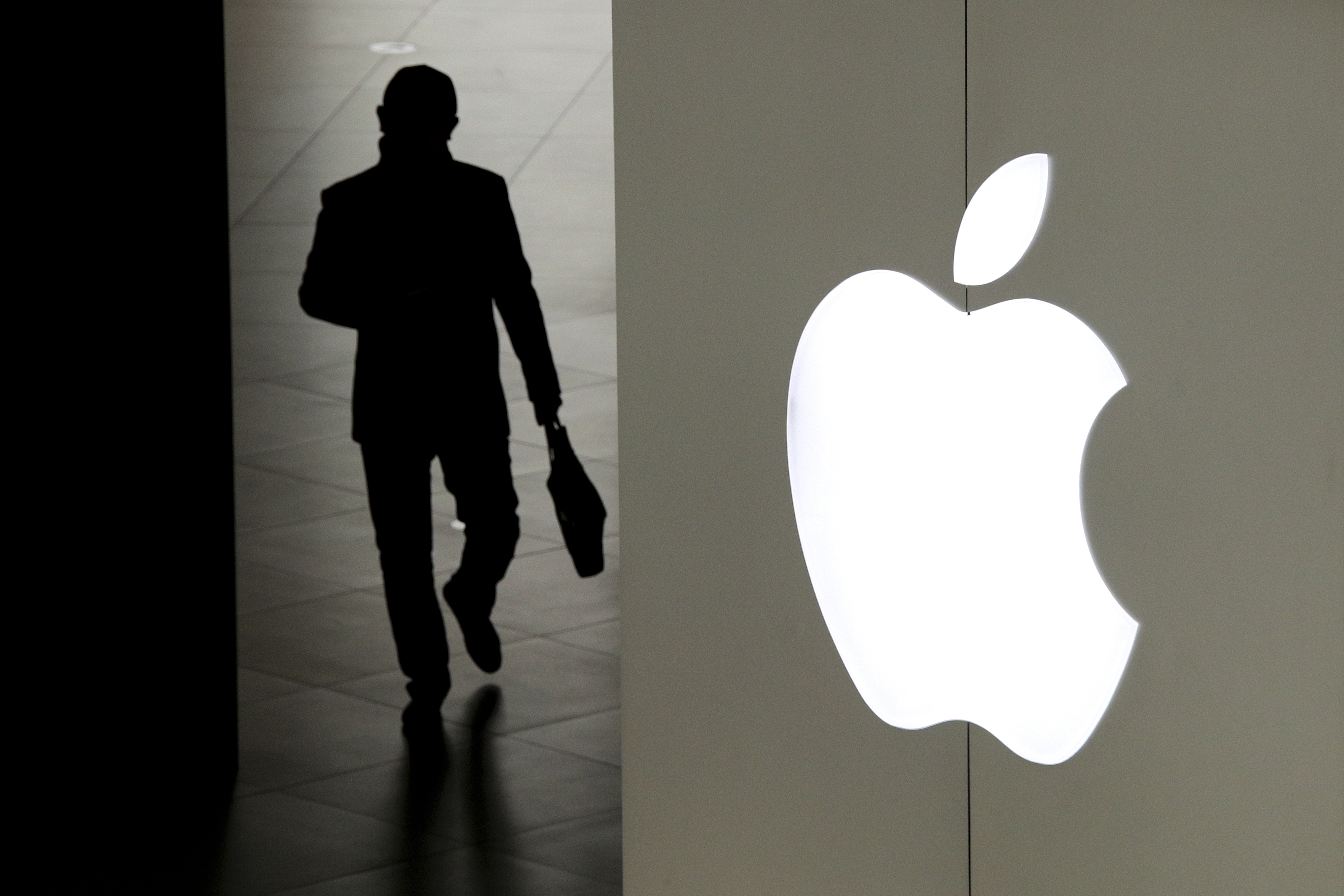 Apple (AAPL) is the world's most valuable company, with a market cap of $3.3 trillion.