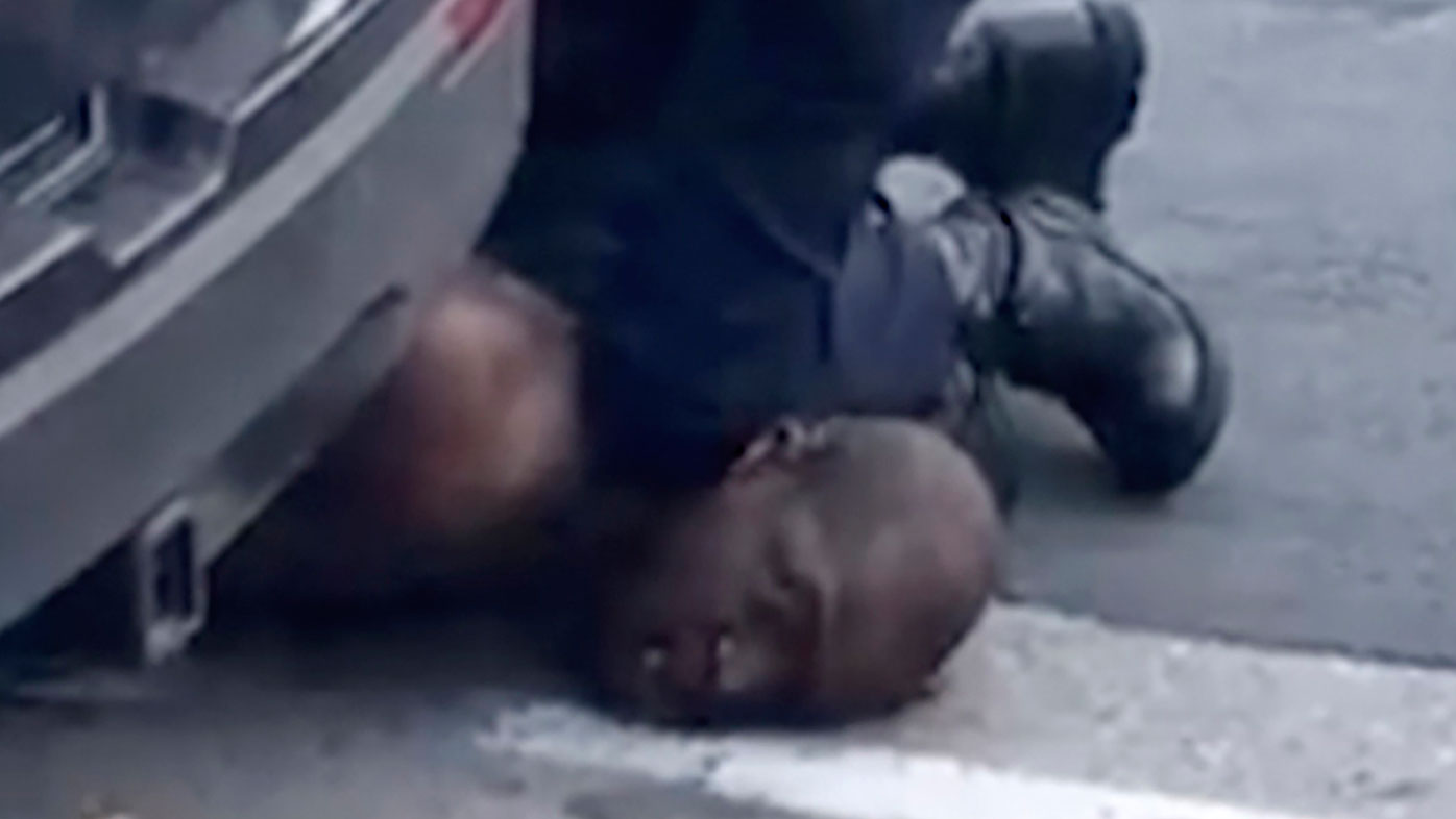 Minneapolis bans police chokeholds in wake of Floyd death