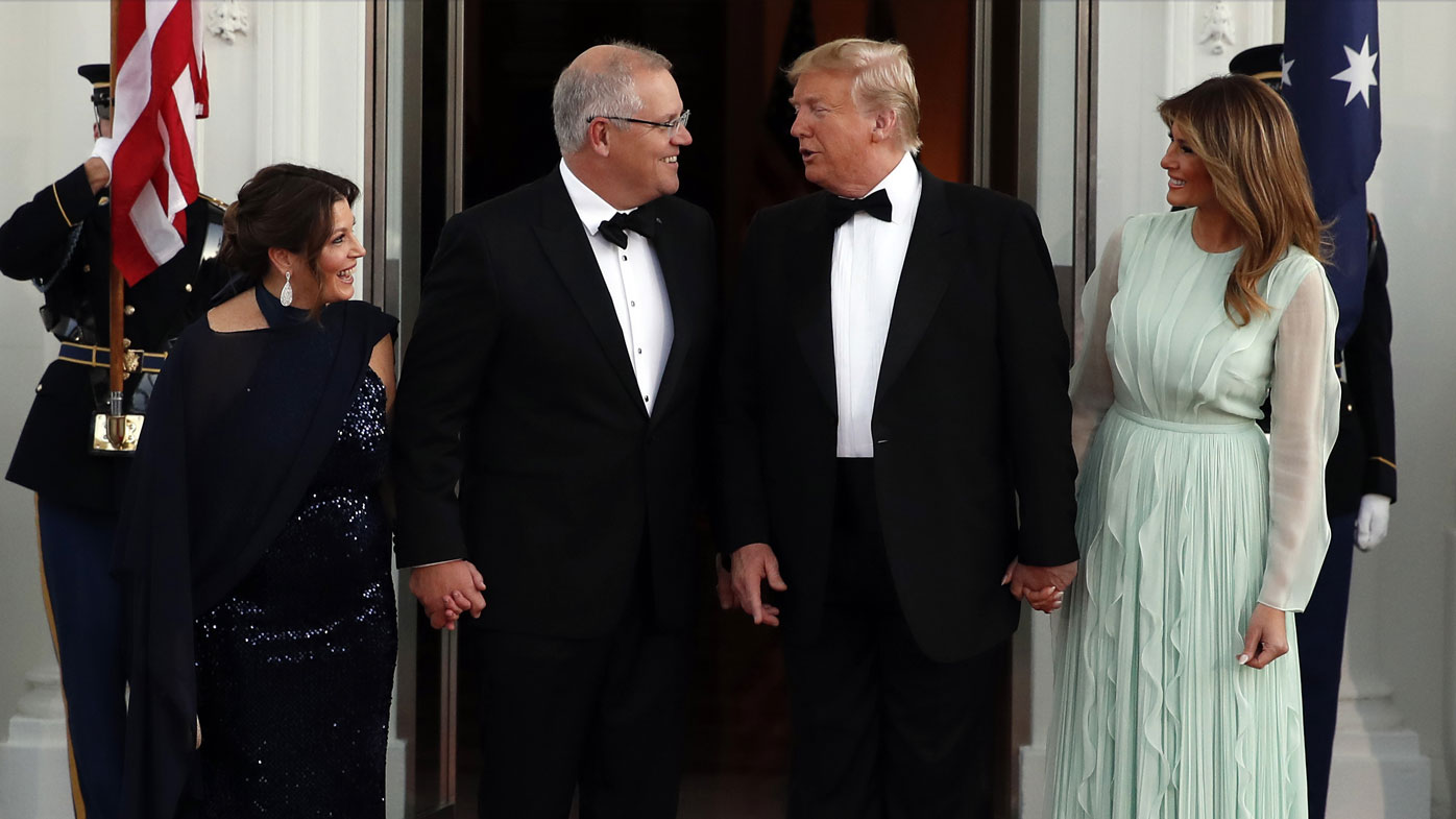 Prime Minister Morrison urges US to remain calm over increasingly rogue Iran