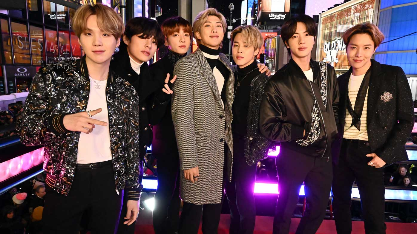 "BTS's latest single arrived six months after the release of the group's fourth studio album, ""Map of the Soul: 7."