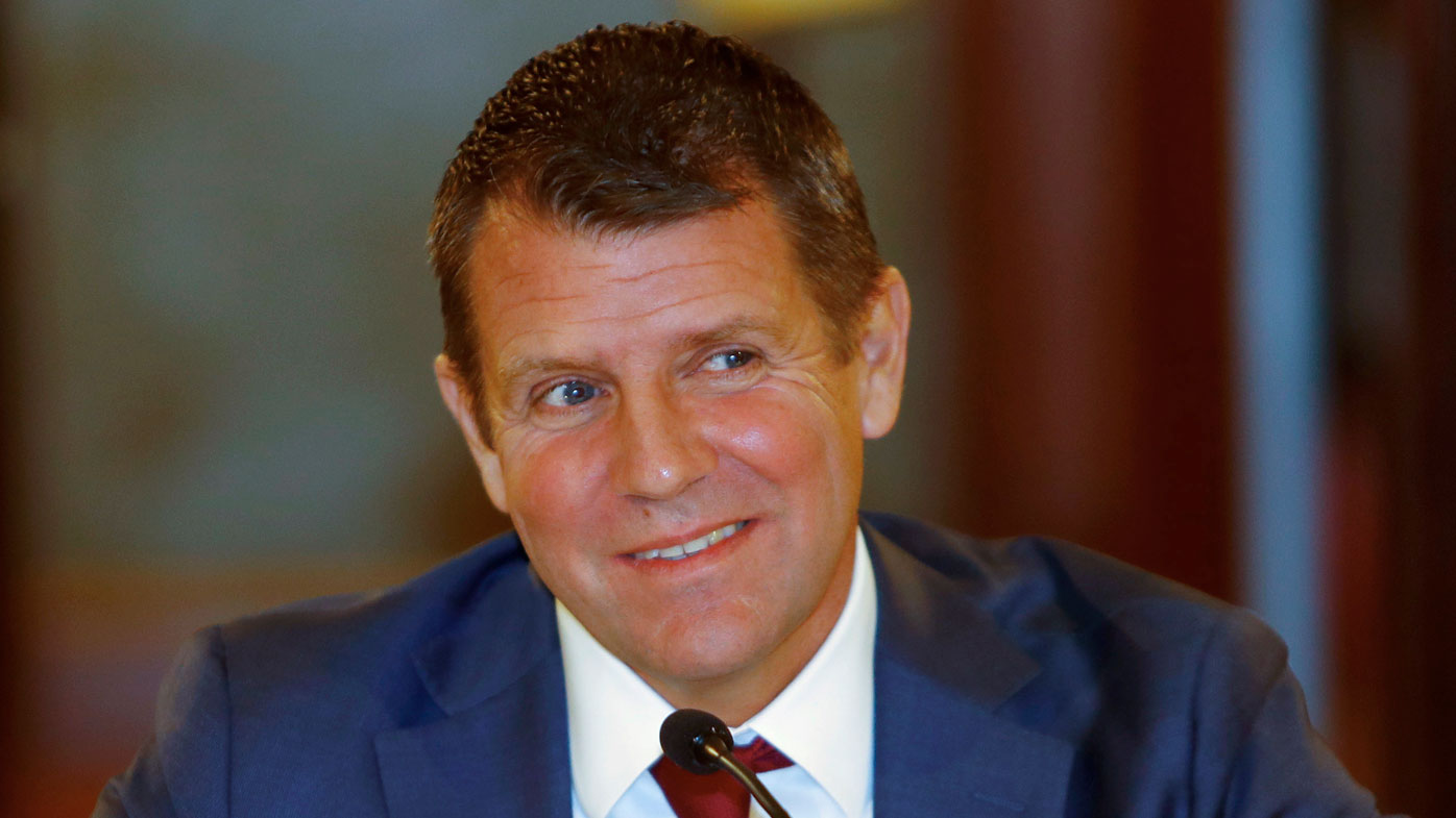Mike Baird was premier of NSW from 2014 to 2017.