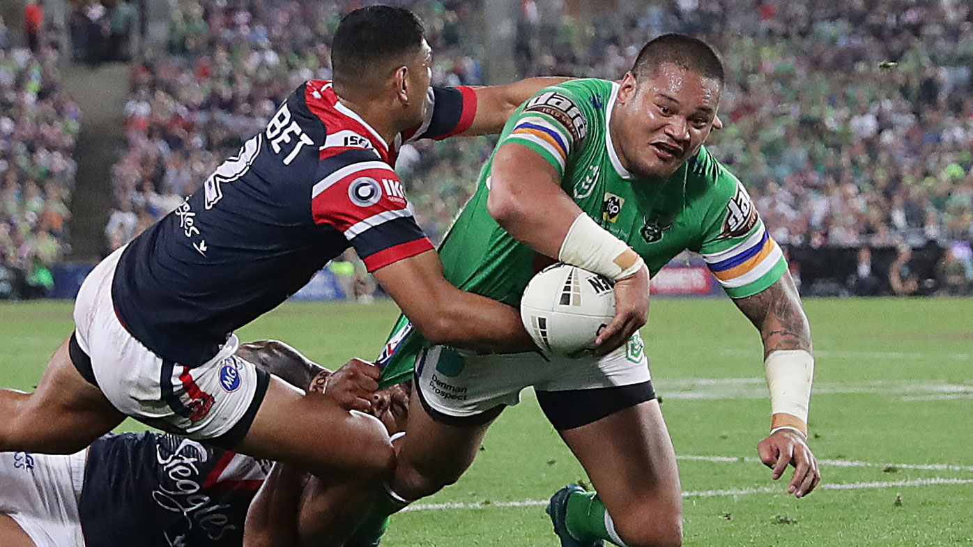 Canberra recruit putting pressure on Raiders star