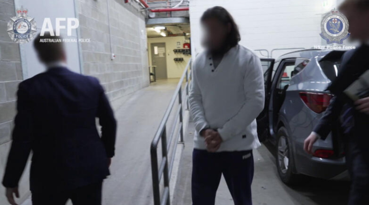 Sydney 'ISIS member' 'had recipes for homemade bombs'