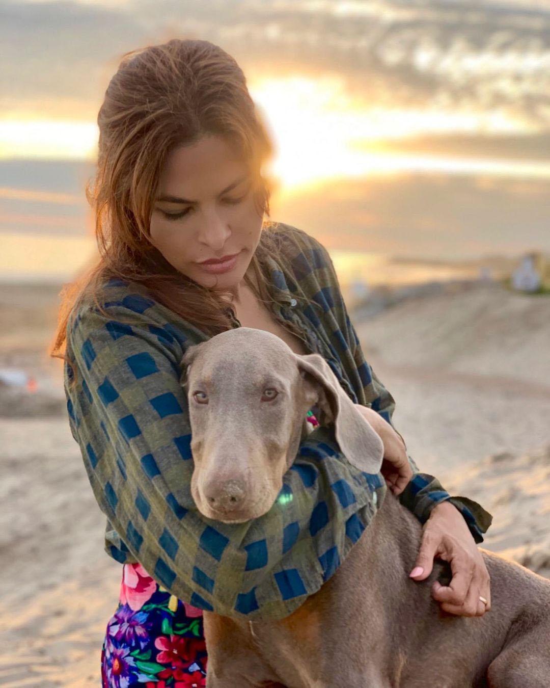 Eva Mendes, McHappy Day 2020, interview, Ryan Gosling, adopt puppy