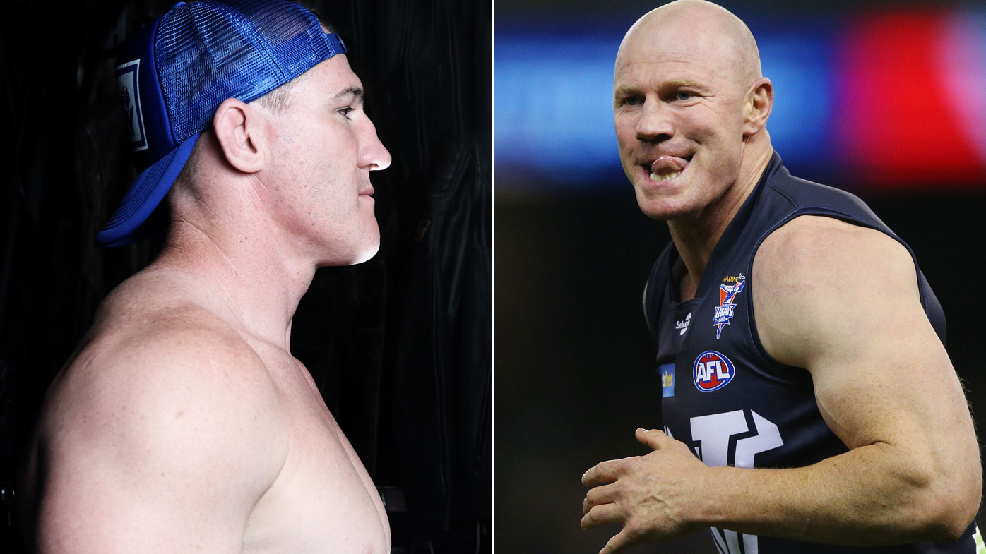 Paul Gallen to fight Barry Hall in November bout in Melbourne