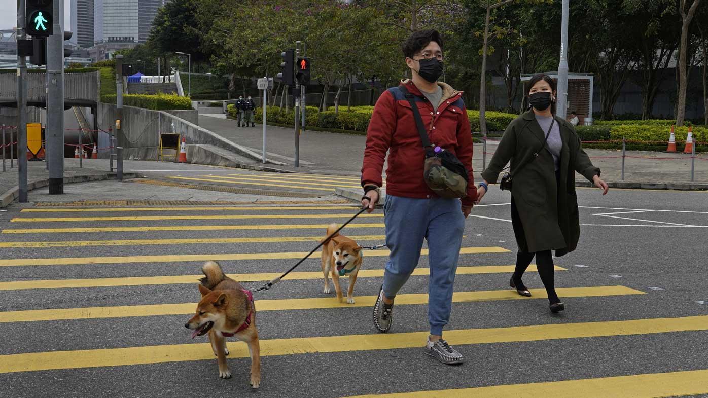 Two people in Hong Kong have died of coronavirus.