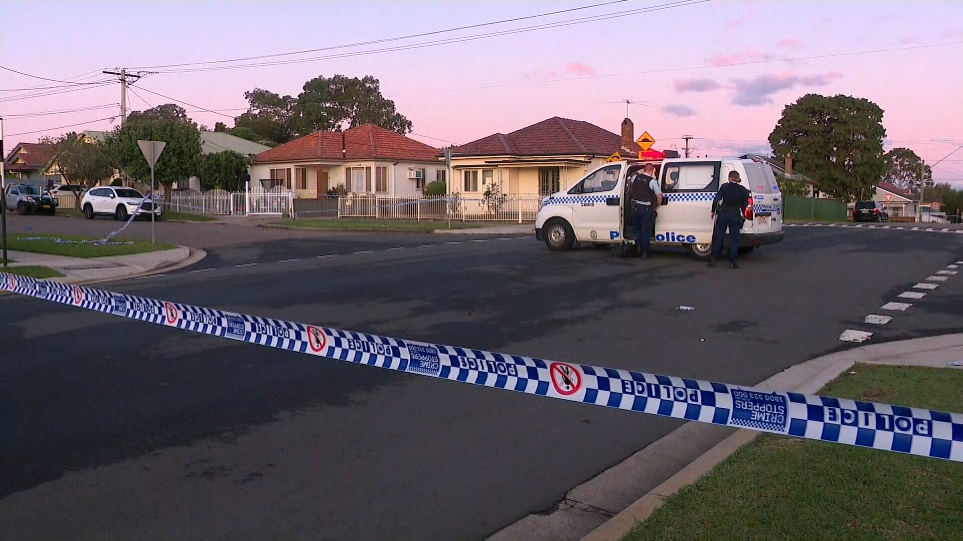 Police appeal for witnesses after man shot in head in Sydney's west