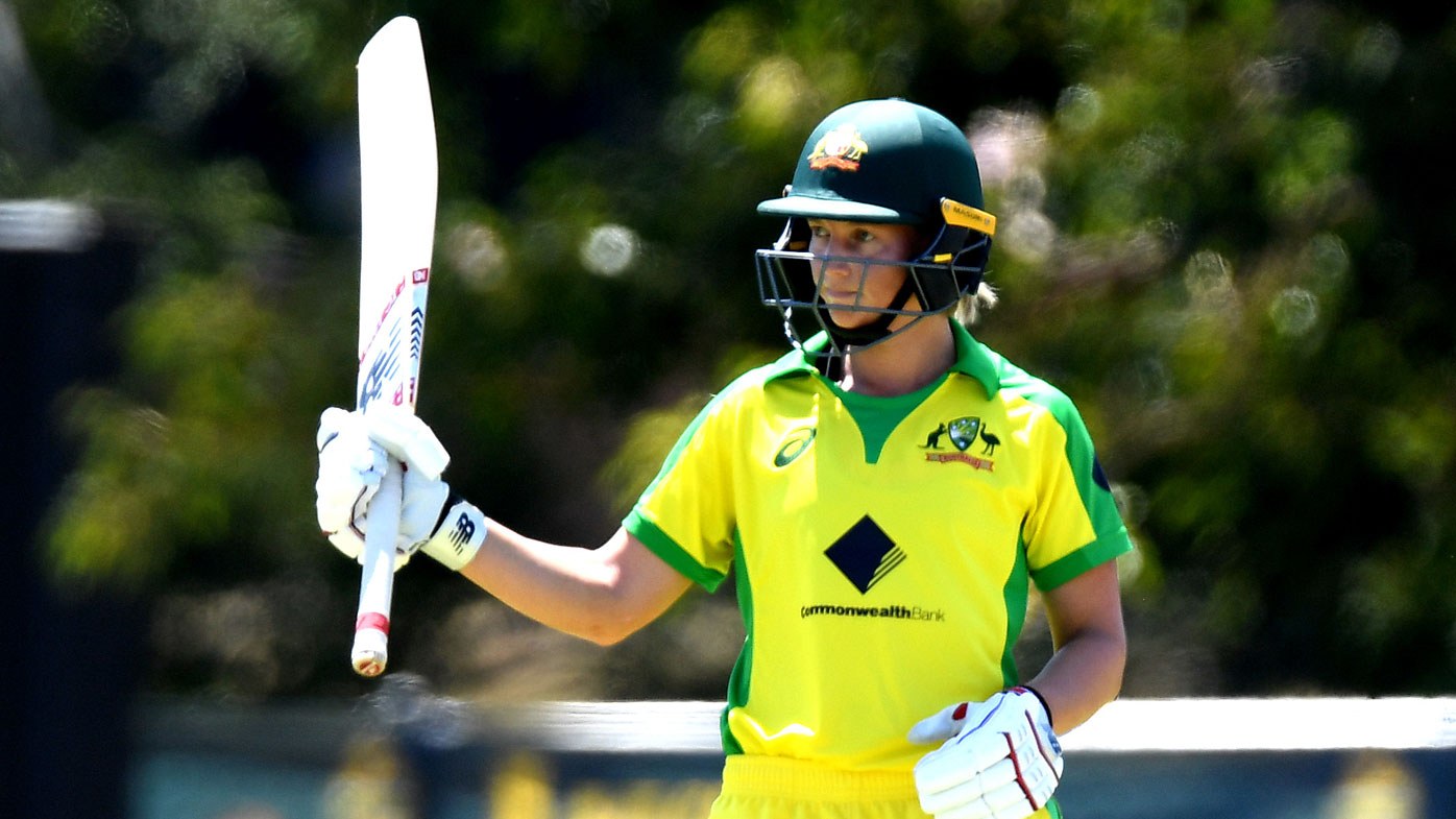 Australia defeat Sri Lanka in first women's ODI