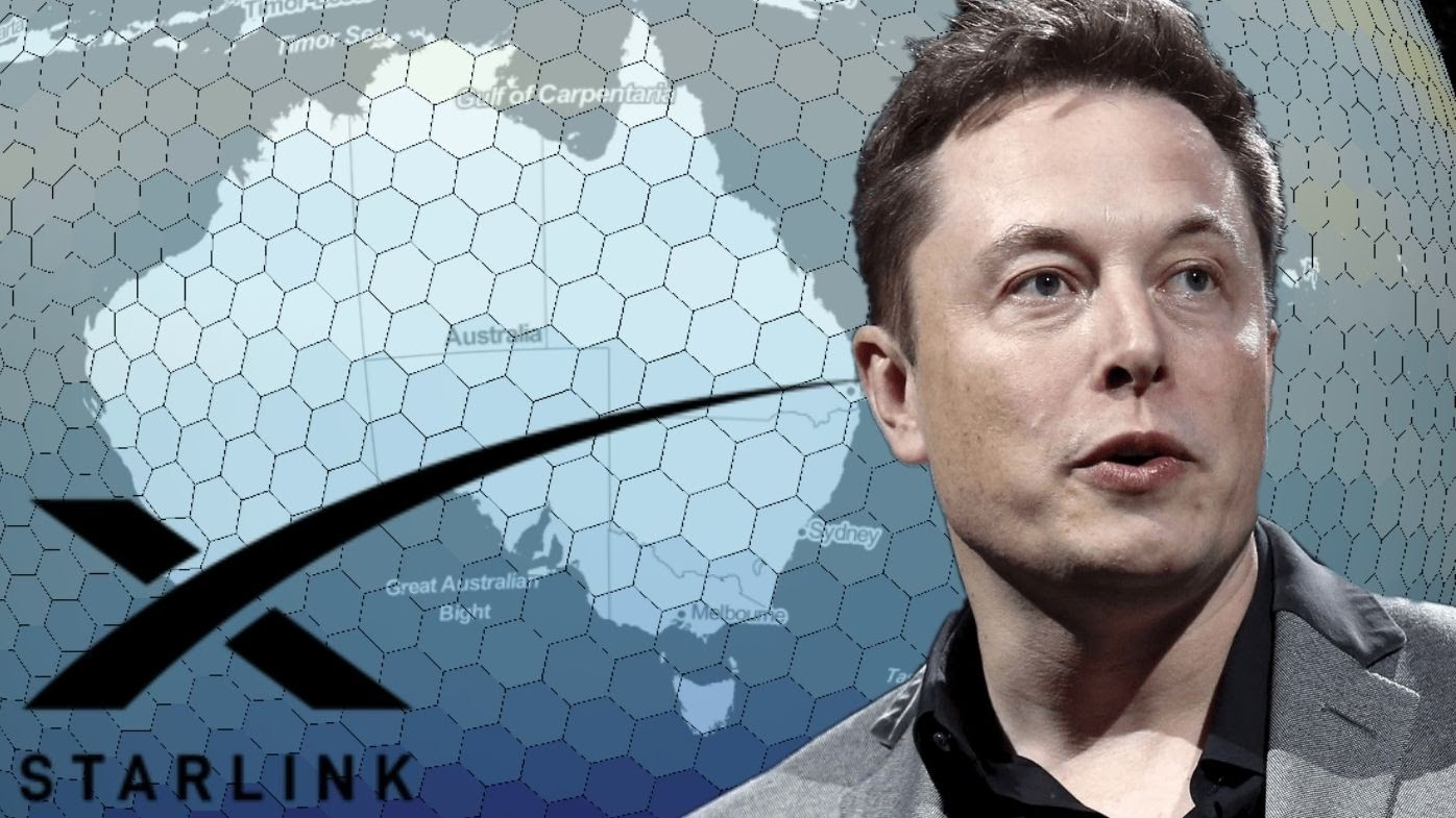 Musk's satellite internet could be coming to Australia sooner than we think