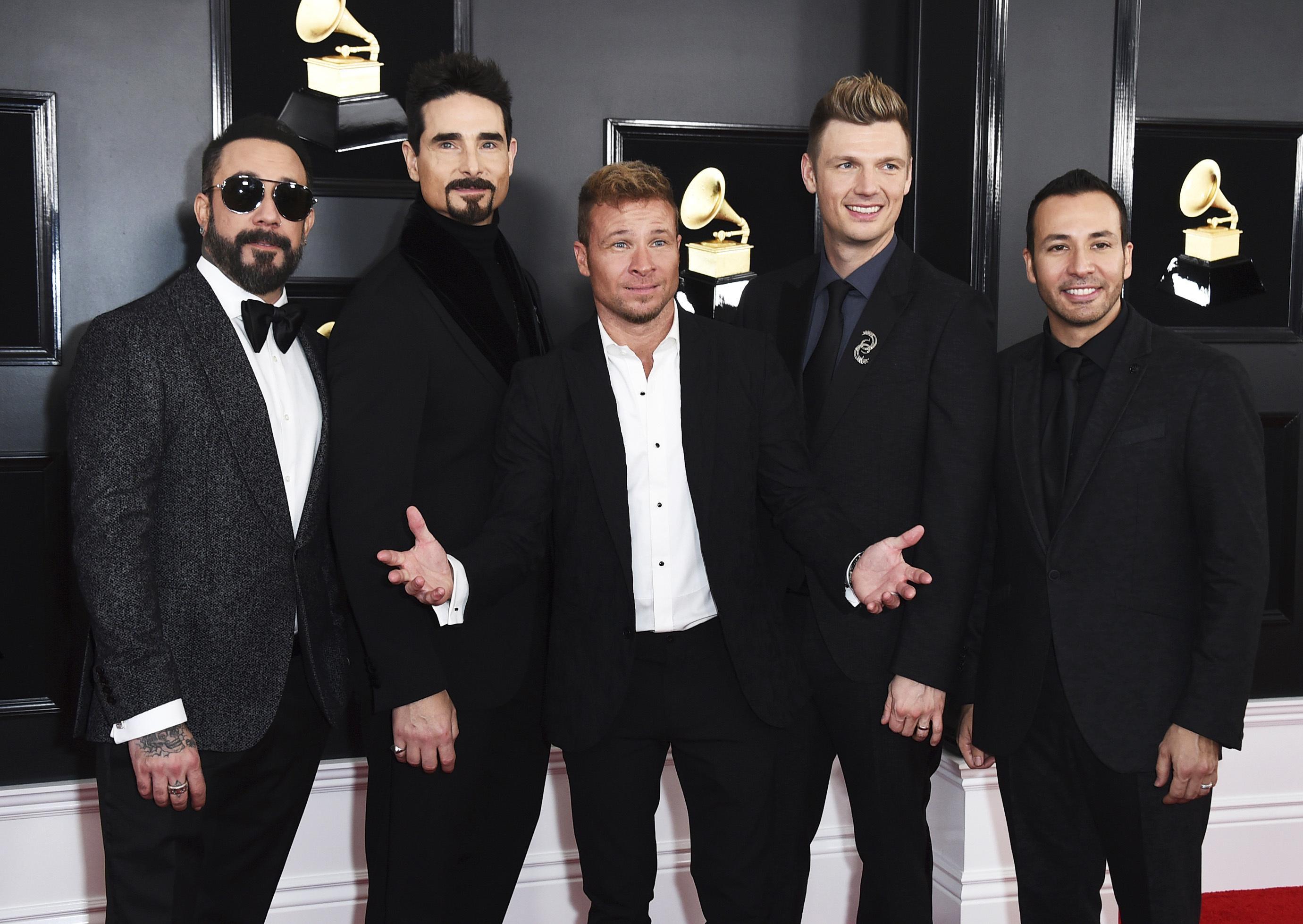 Backstreet Boys in 2019