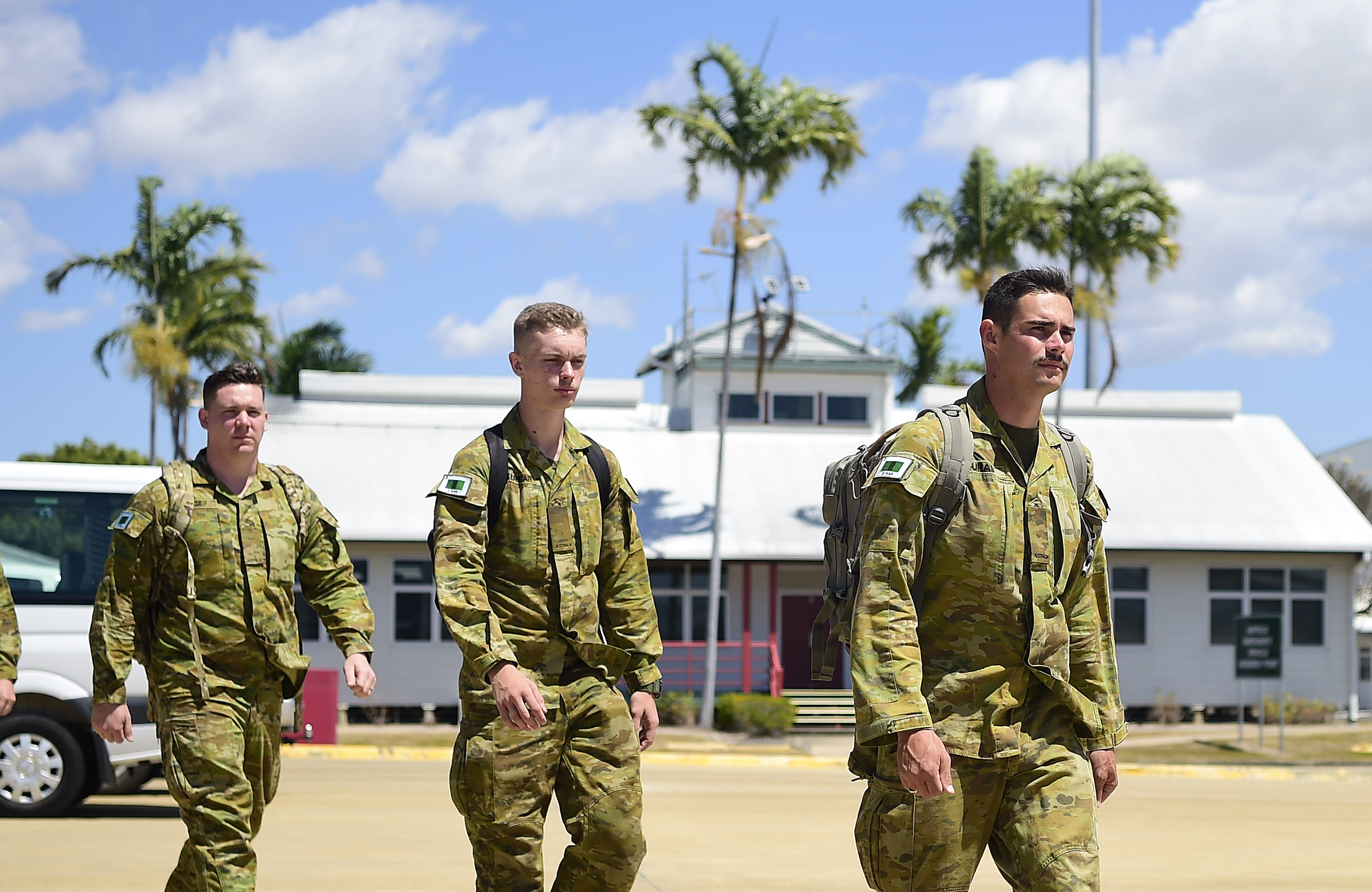 Hundreds of Defence Force personnel to join Sydney COVID-19 fight