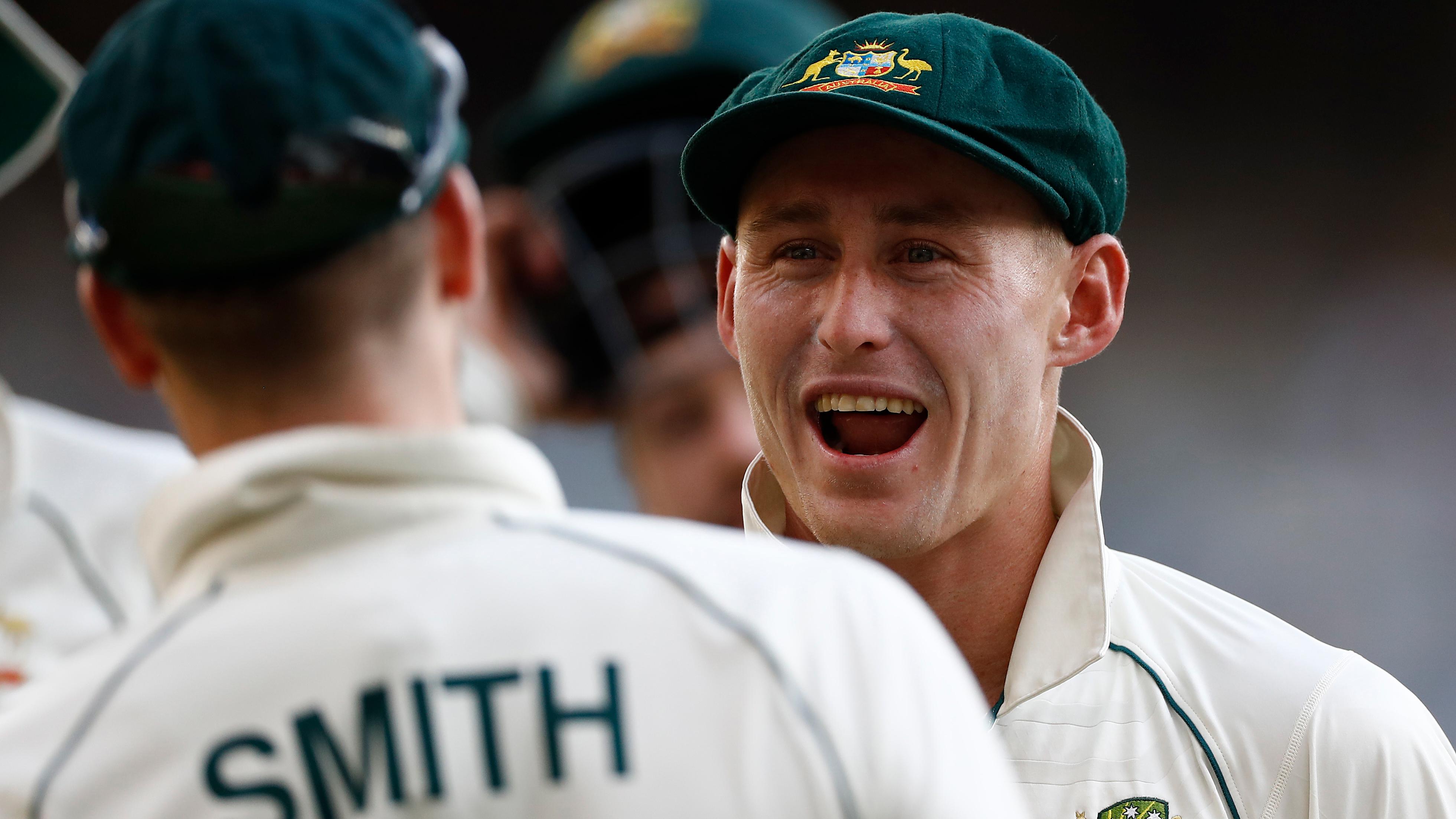 New coach, debutant Labuschagne headline Australia's ODI squad to tour India