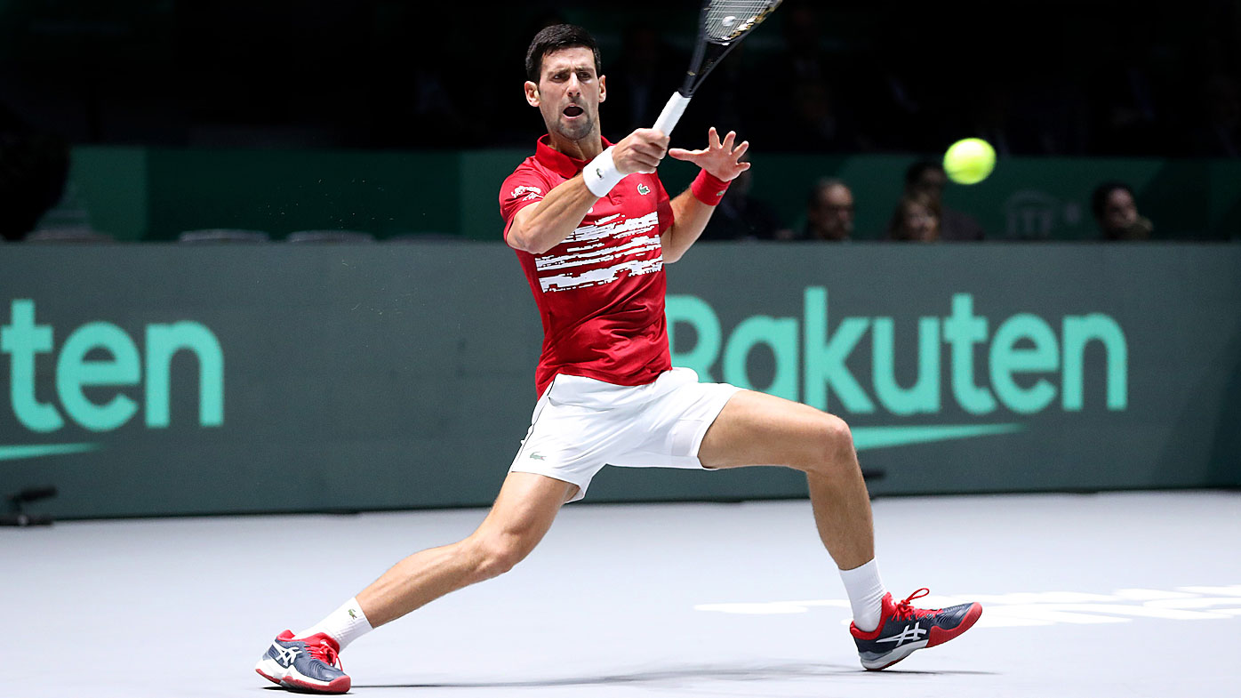 Russian Federation  beat Serbia in cliff-hanger to reach Davis Cup semis
