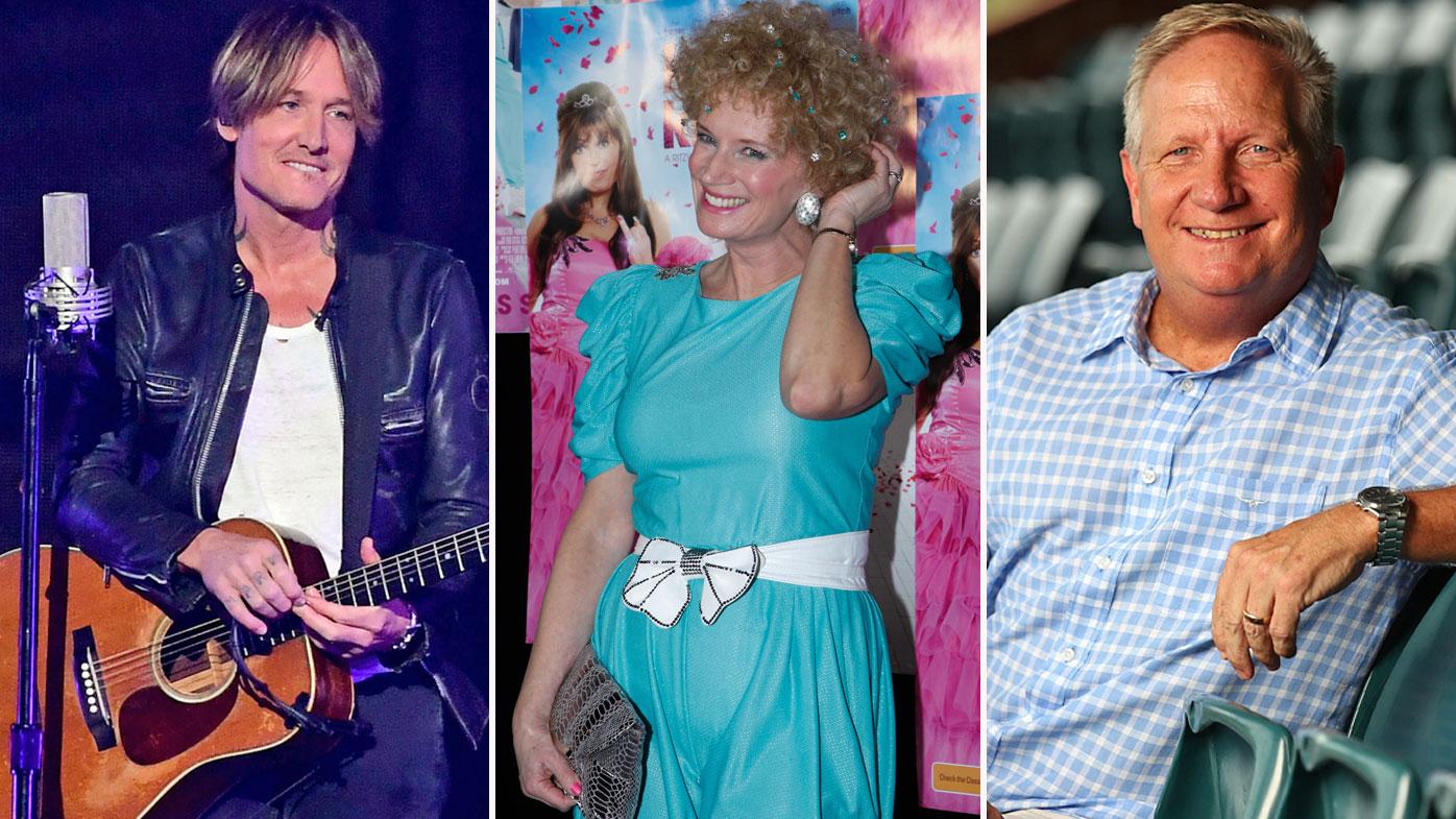 Australia Day Honours: Keith Urban and Jane Turner among list