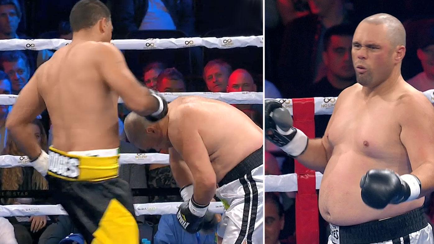 Hodges knocks out McMahon