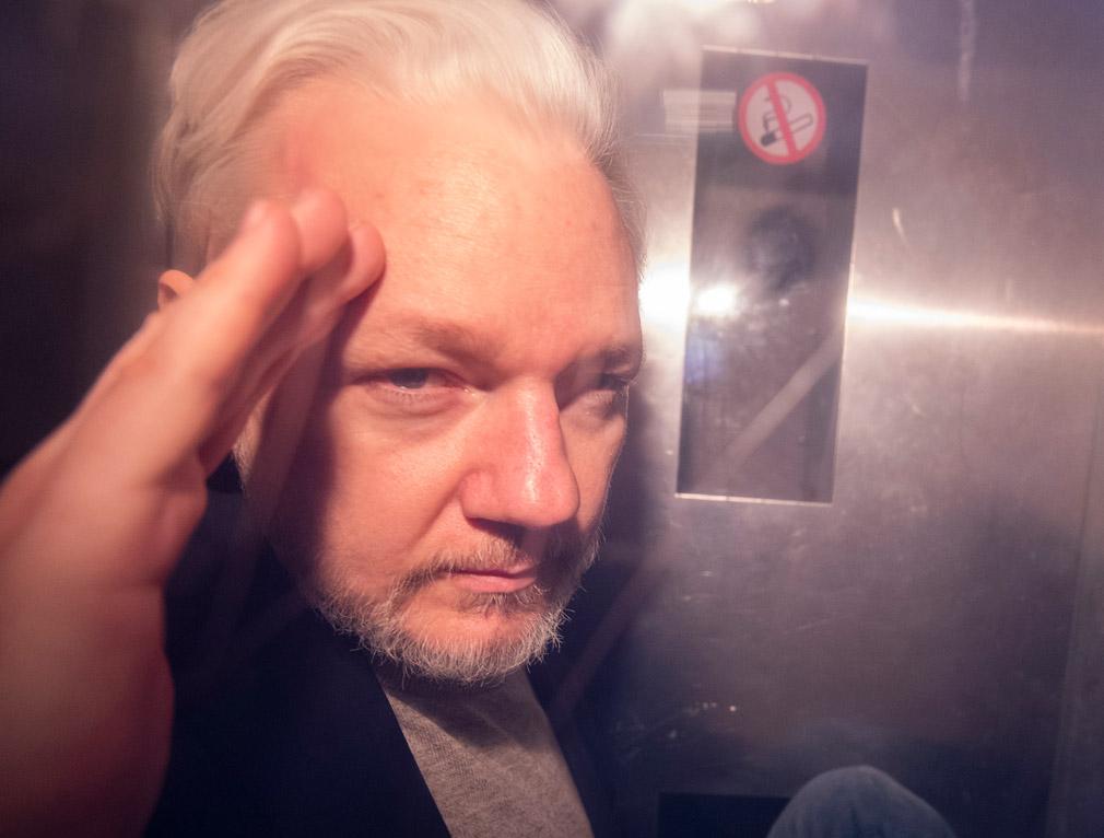 No jail release for Julian Assange amid coronavirus