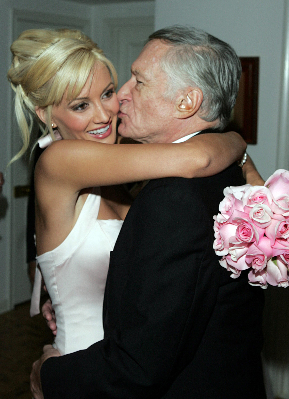 Hugh Hefner's ex Holly Madison says Playboy Mansion was a 'cutthroat' cult