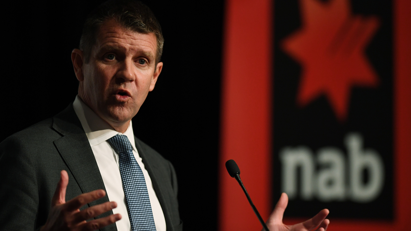 Mike Baird is leaving NAB.