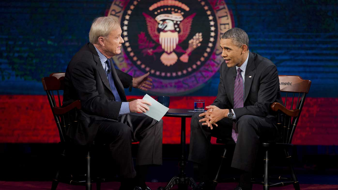 Chris Matthews has been one of America's most prominent political journalists in recent decades.