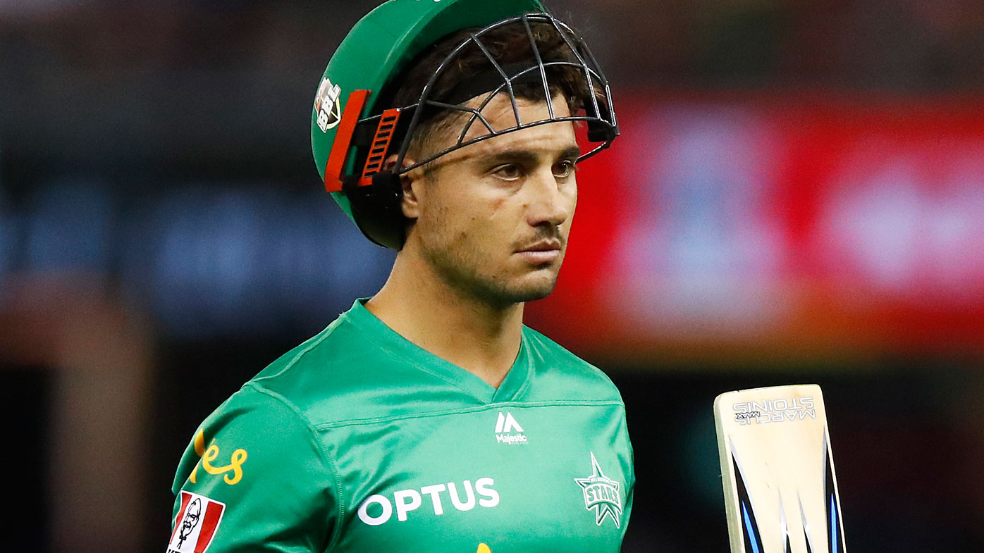 Marcus Stoinis Smashes All-Time BBL Record To Become Highest Individual Scorer class=