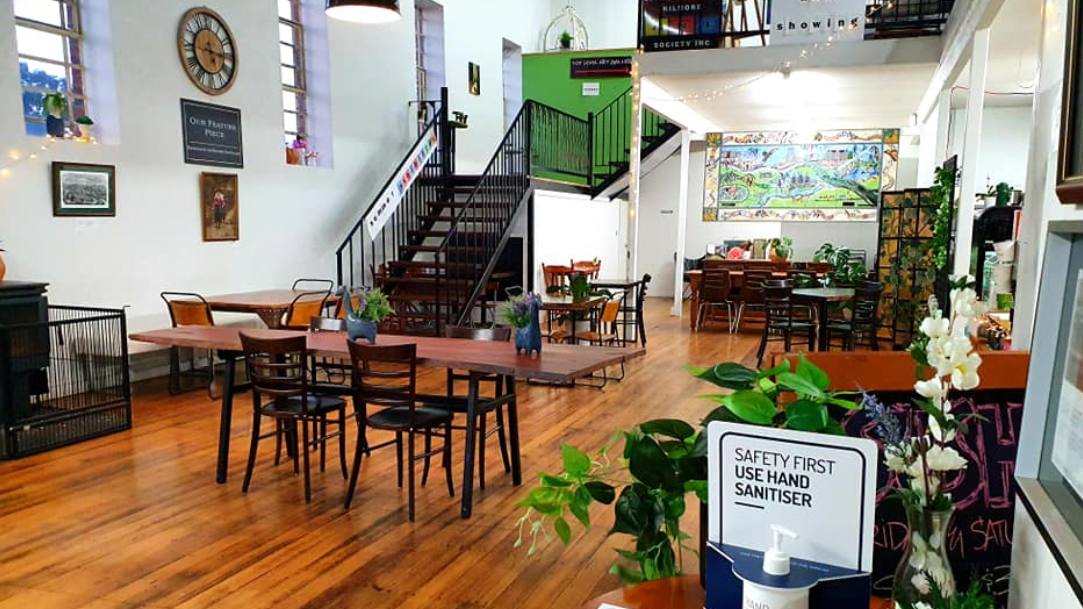 Oddfellows Cafe in Kilmore, Victoria has a staff member with coronavirus after an infected diner visited