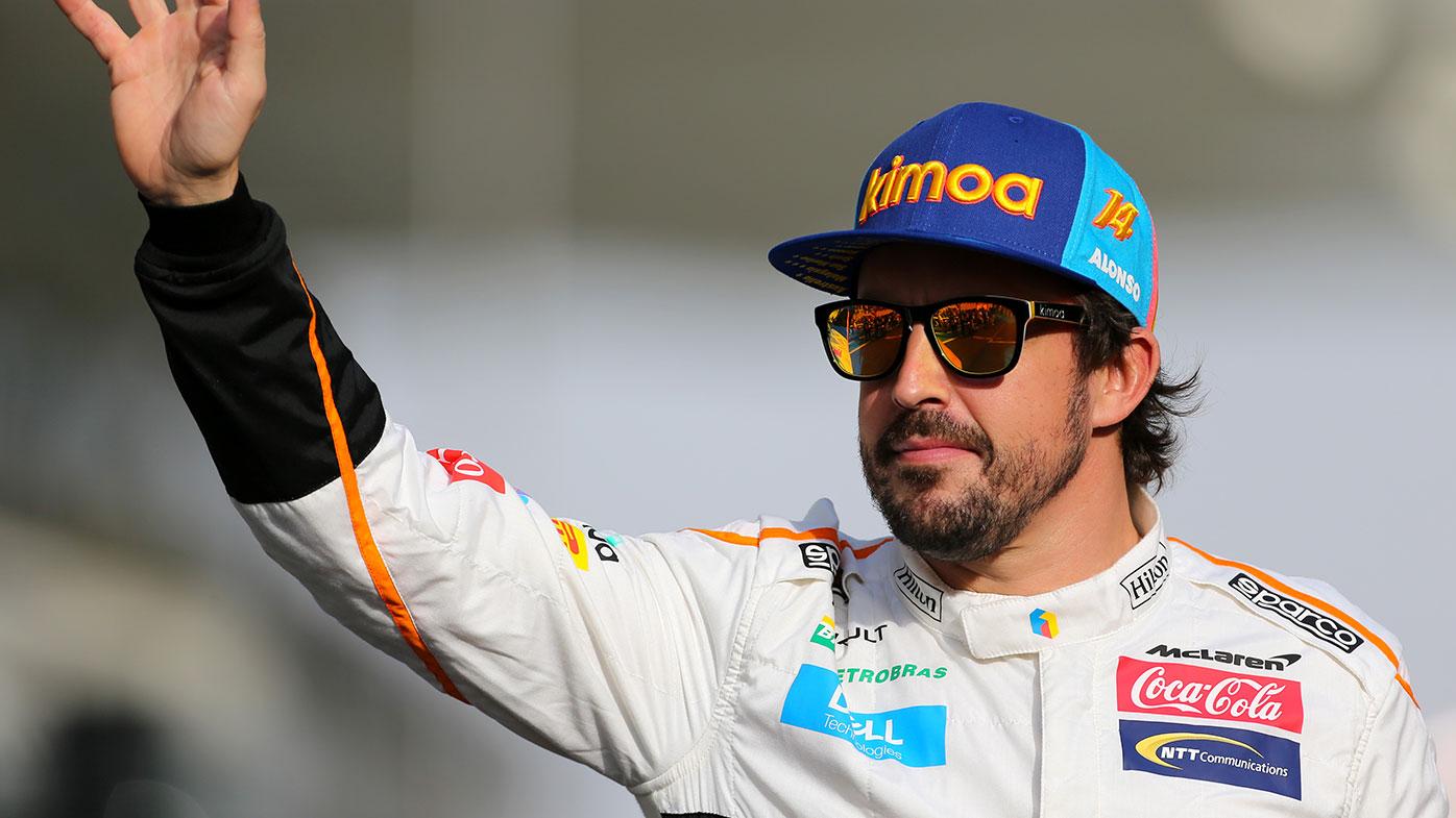 Alonso to replace Ricciardo at Renault