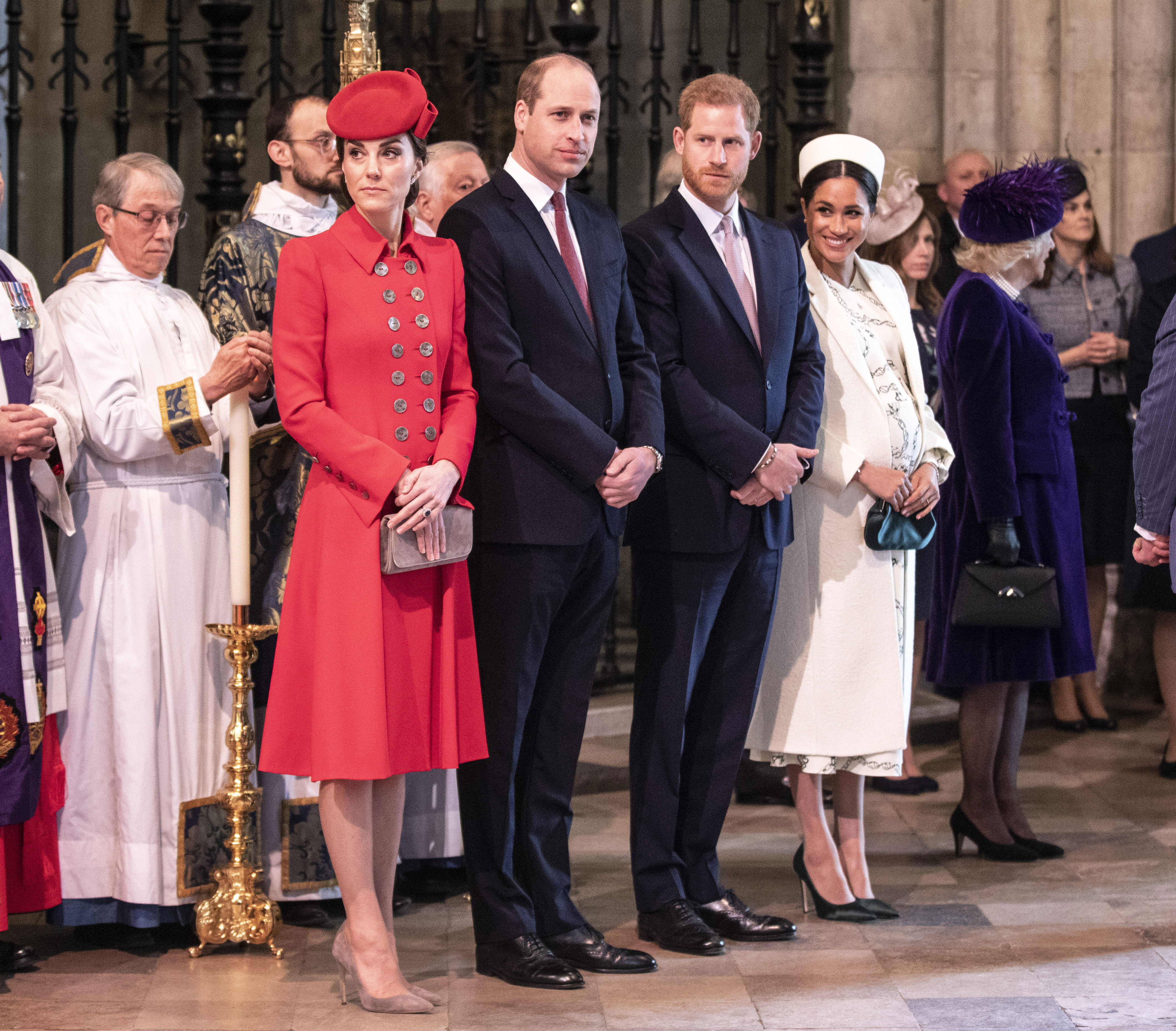 Why Prince Harry and Meghan won't join the Cambridges in Balmoral