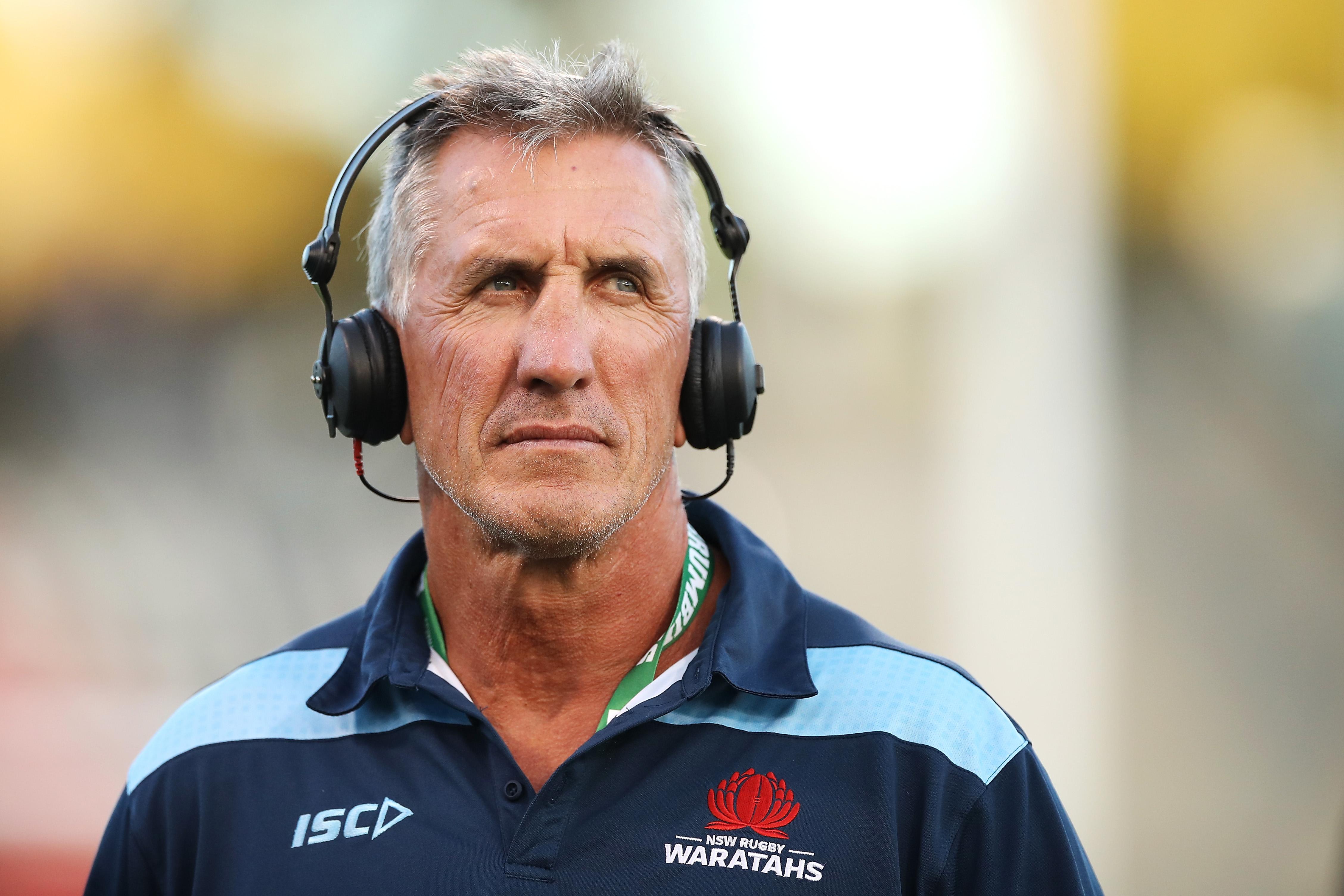 Super Rugby 2021: NSW Waratahs sack Rob Penney
