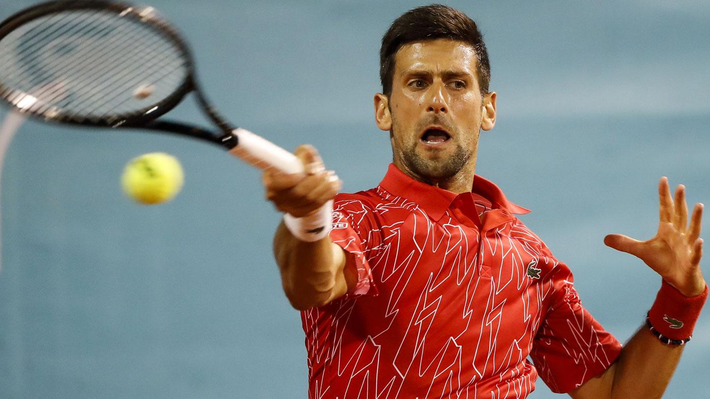 Novak Djokovic Covid 19 Coronavirus Infected Tennis Star Must Resign Atp Job Peter Fitzsimons Says