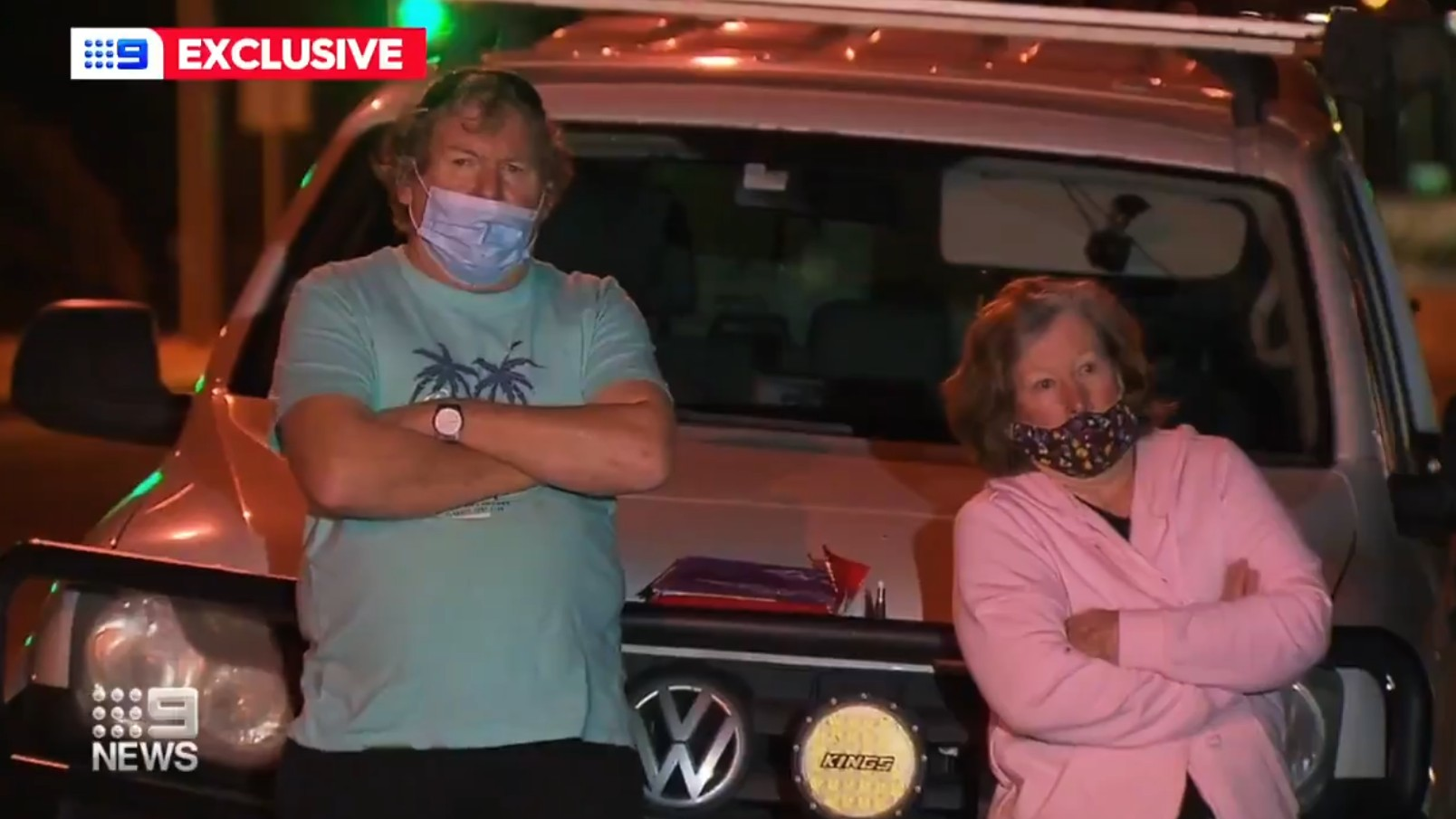Couple forced to drive nearly 500km to hotel quarantine