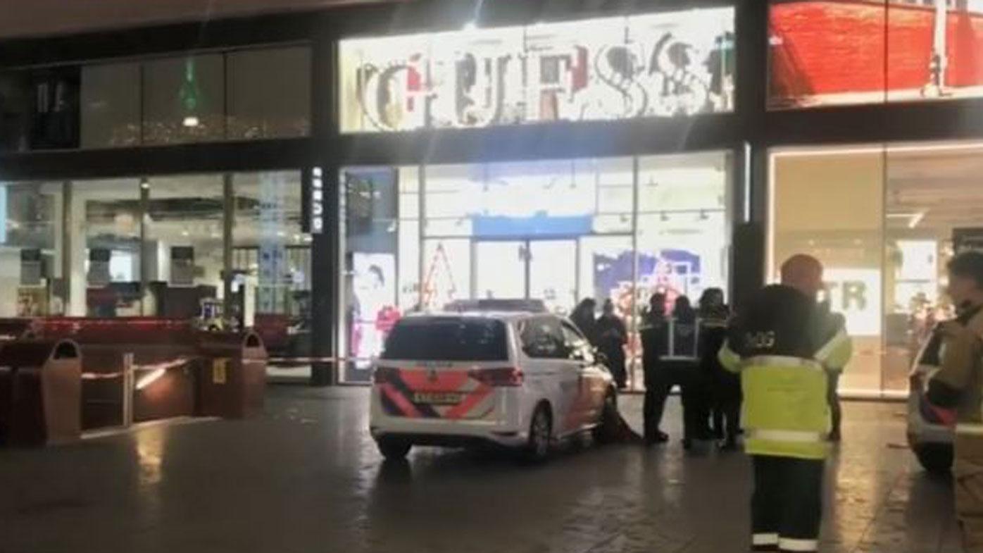 Dutch police arrest stabbing suspect