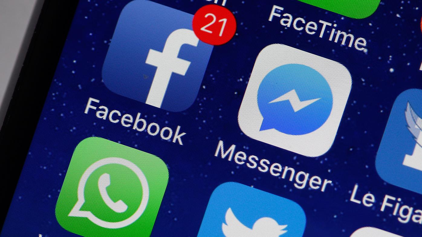 Facebook unveils new logo