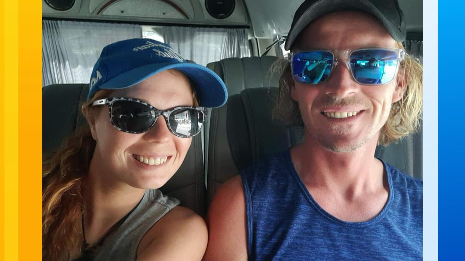Stranded couple plan to sail home to Australia