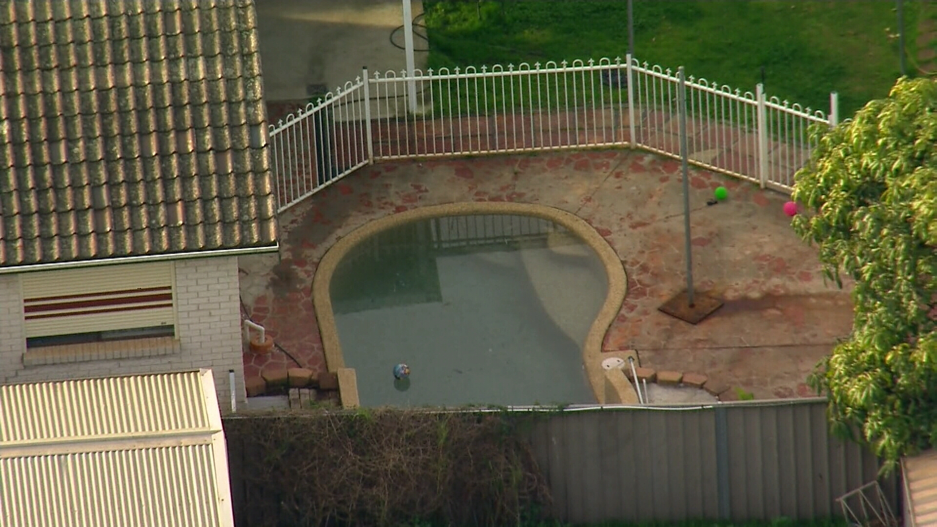 Destiny Shrief and Osman El Achrafe were pulled from this pool last month.