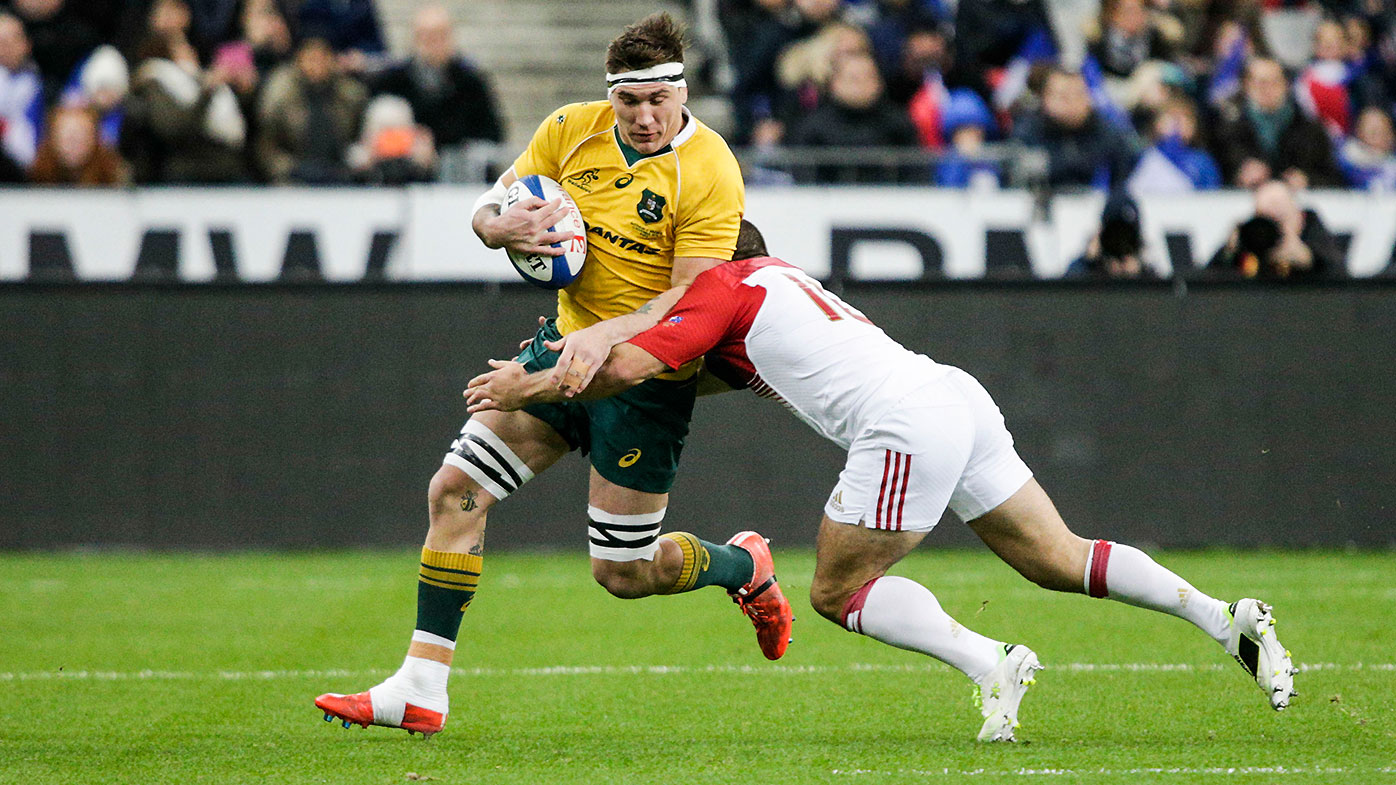 Rugby Australia moves Wallabies France Test to Suncorp ...