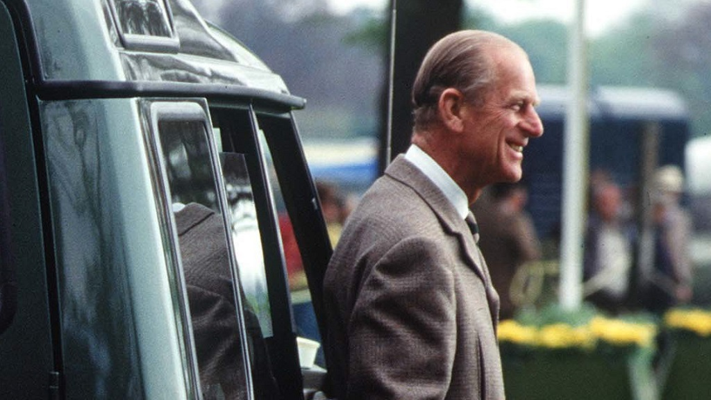 Prince Philip funeral details Land Rover