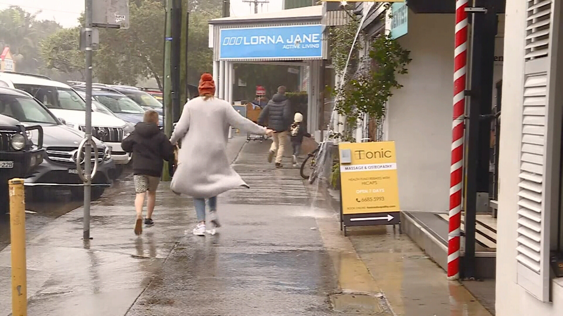 Weekend showers forecast for southeast Australia