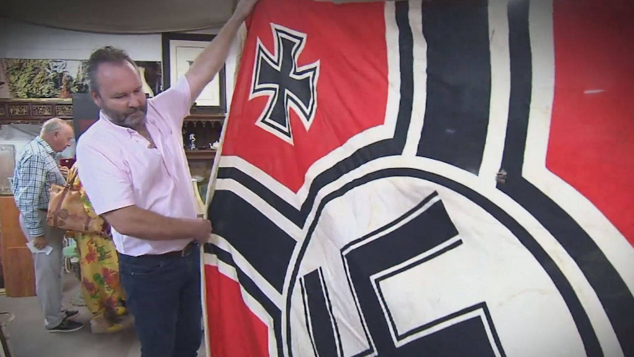 Gold Coast Nazi memorabilia auction