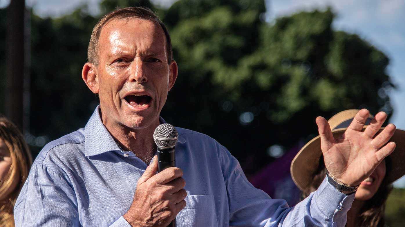 Tony Abbott refuses to register as foreign agent