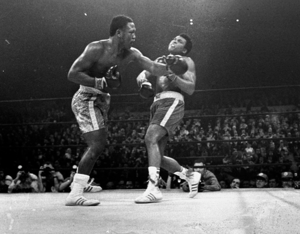 The 'Fight of the Century' the world stopped to watch