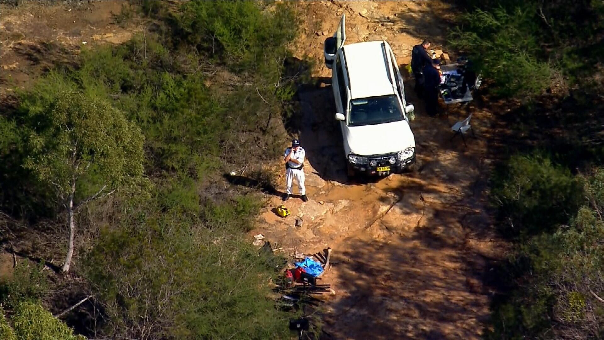 Woman's body found Menai bushland